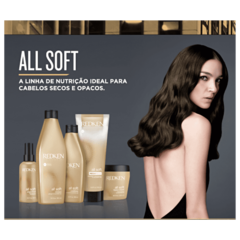 Redken All Soft Shampoo 300ml na internet