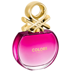 Benetton Colors Pink Eau de Toilette - Perfume Feminino 80ml