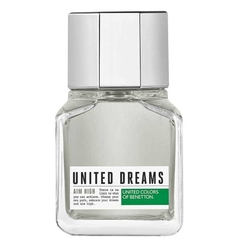 Benetton United Dreams Aim High Eau de Toilette - Perfume Masculino 60ml