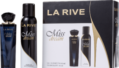 La Rive Miss Dream Kit (EDT 100ml + Desodorante 150ml)