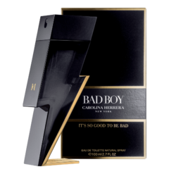 Carolina Herrera Bad Boy EDT - comprar online