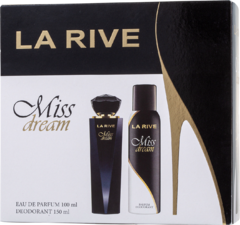 La Rive Miss Dream Kit (EDT 100ml + Desodorante 150ml) - comprar online