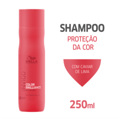 Wella Professionals Invigo Color Brilliance Shampoo 250ml - Belas & Delas