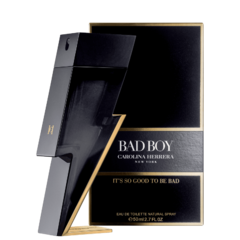 Carolina Herrera Bad Boy EDT na internet