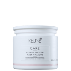 Keune Care Keratin Smooth - Máscara de reconstrução 200ml
