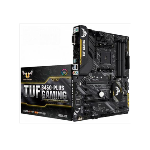 MOTHER ASUS TUF GAMING B450 PLUS AM4