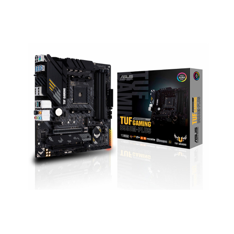 MOTHER ASUS TUF GAMING B550M-PLUS AM4