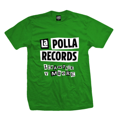 "COMBO 1  - LA POLLA RECORDS ""LEVANTATE Y MUERE"" 2 CD+ DVD + REMERA en internet"