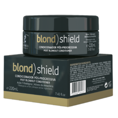 Máscara Blond Shield - Brazilian Keratin - 220 ml - Ecosmetics na internet