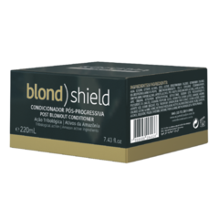 Máscara Blond Shield - Brazilian Keratin - 220 ml - Ecosmetics