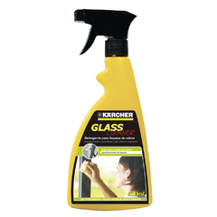 DETERGENTE LIMPA VIDROS - GLASS CLEANER 500 ML COM APLICADOR