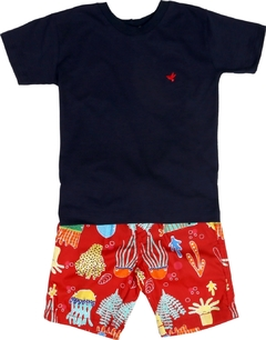 Conjunto Fundo do Mar - comprar online