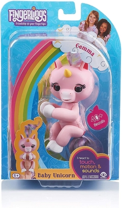 Unicornio Interactivo Fingerlings Con 40 Sonidos en internet