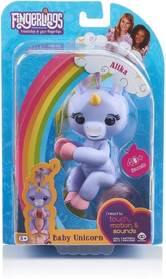 Unicornio Interactivo Fingerlings Con 40 Sonidos - comprar online