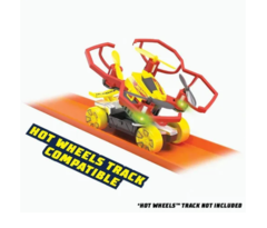 Pista Hot Wheels Drone Racerz Incluye 2 Autos Stunt Set - jumboexpress
