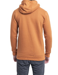 HOODIE BASIS  TERRACOTA en internet