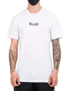 REMERA OIL BLANCO