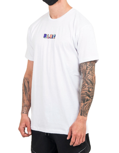 REMERA OIL BLANCO - comprar online