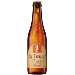 Cerveja La Trappe Tripel Long Neck 330ml