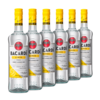 Rum Bacardi Limon 980ml - Kit 6 Unidades