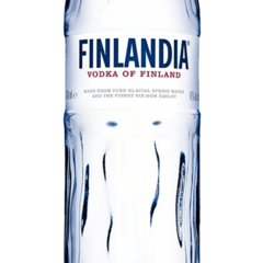 Vodka Finlandia Natural 1000ml - comprar online
