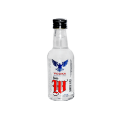 Vodka Doble W Miniatura 50ml