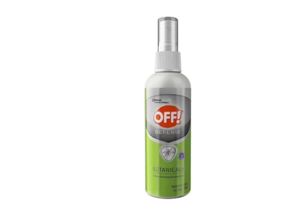 OFF Repelente BOTANICALS SPRAY x 120 ml
