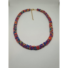 Choker Fimos Colors