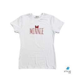 Camiseta | Minnie - Adulta