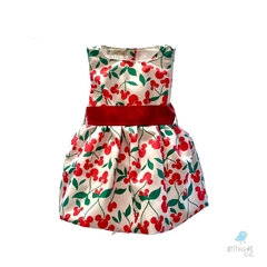 Vestido Minnie Cereja | infantil