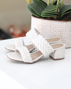 TAMANCO SALTO BLOCO OFF WHITE SUZANA SANTOS 62400