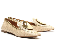 LOAFER EUROPA VICENZA NUDE 593039 - comprar online
