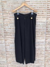 Pantacourt linho Dress To - 42