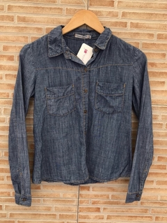 Camisa jeans Lady Rock - P