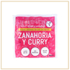 THE HEALTHY KITCHEN: PIZZA DE ZANAHORIA Y CURRY