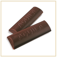 AGUILA: BARRAS DE CHOCOLATE