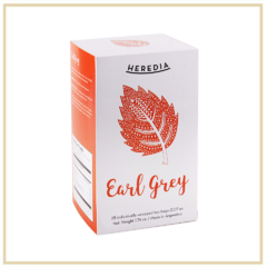 HEREDIA: TÉ EARL GREY