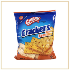 SMAMS: CRACKERS