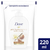 DOVE JAB LIQ KAR Y VAINILLA DP X220ML