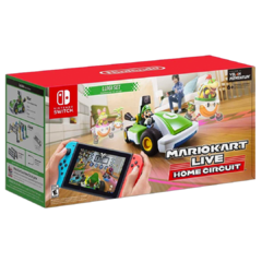 Mario Kart Live: Home Circuit (Luigi) - Nintendo Switch