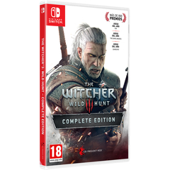 The Witcher 3: Complete Edition  - Nintendo Switch - comprar online