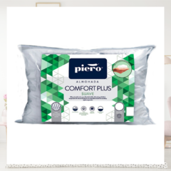 almohada piero confort plus 70x50