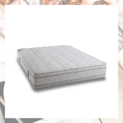 colchon topacio complete duox king 180x200 con pillow