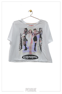REMERA CLUELESS