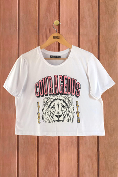 REMERA COURAGEOUS