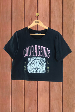 REMERA COURAGEOUS - Peuque
