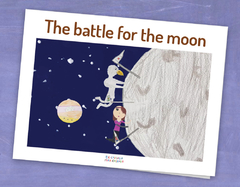 The battle for the moon