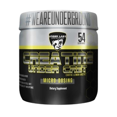 Creatine Under Cret Micro-Dosing