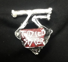 Pin Twisted Sister
