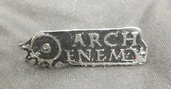 Pin Arch Enemy